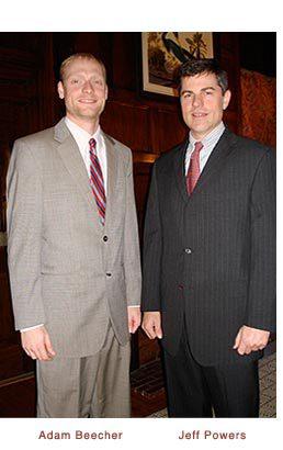 Jeff Powers & Adam Beecher