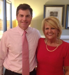 Connie Mize and Atty. Jeff Powers - Car Accident Testimonials
