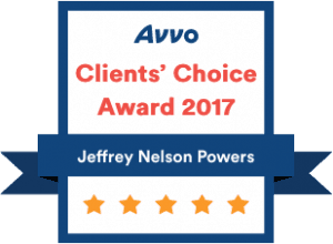 Clients Choice Award 2017 Jeffrey Powers