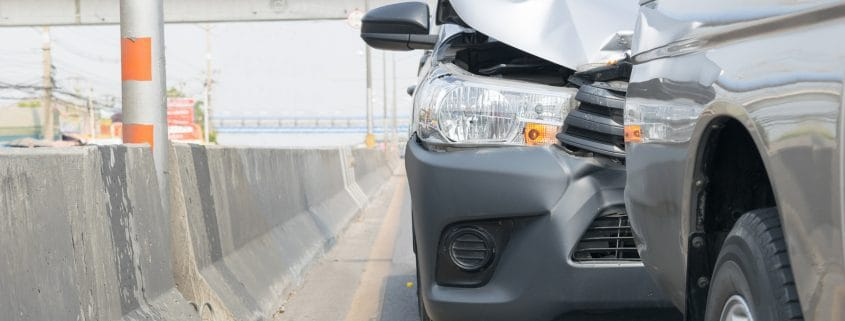 Rear End Collision Settlement Macon