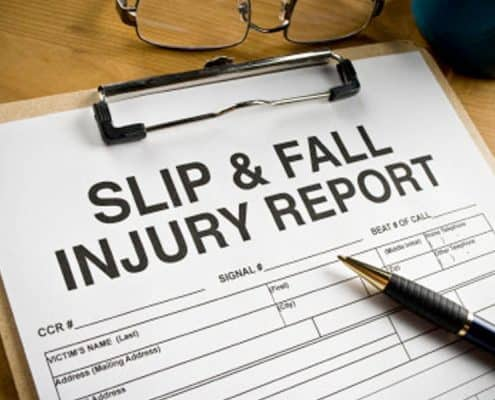 Slip and fall injury lawyer in macon ga