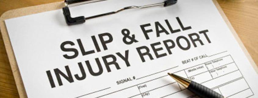 Slip and fall injury lawyer in macon ga