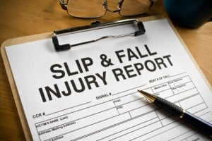 Slip and Fall Macon