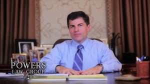 Macon Attorney Jeff Powers Video