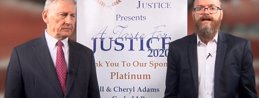 Middle Georgia Justice Virtual Fundraiser