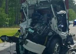 Seckinger Truck Accident